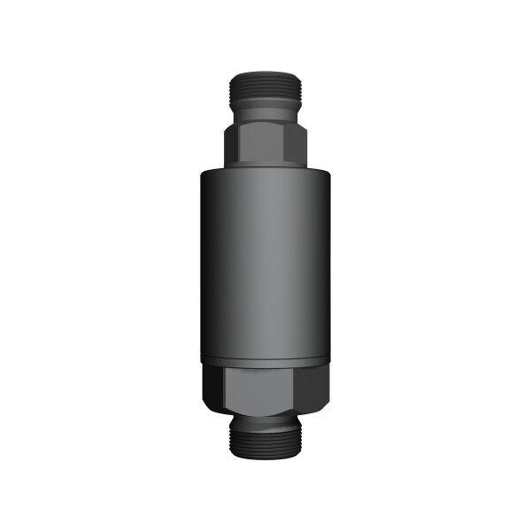 INDEXATOR swivel connector K100 13 / 16-16 UNF ORFS AxA