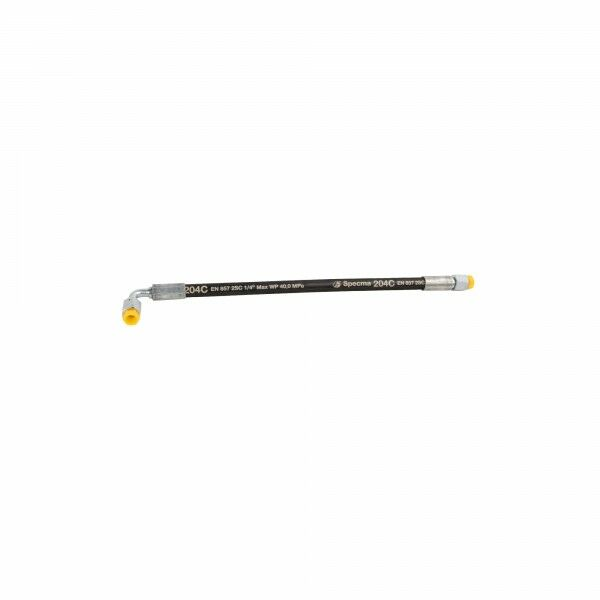 Hydraulic hose (SuperSaw 550-S / 550-S-EC, 555-S, 650-S, 651-S)