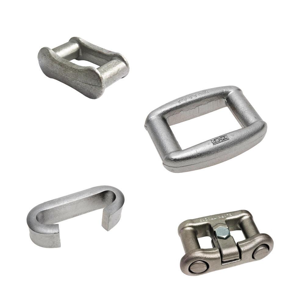 CLARK TRACKS Ersatzteile für Bogiebänder