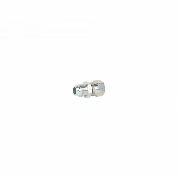 Connection screw connection JIC-JIC (ÜW / AG) 7/8 (SuperSaw 550/550-EC / 550-S-EC, 555-S, 651-S)