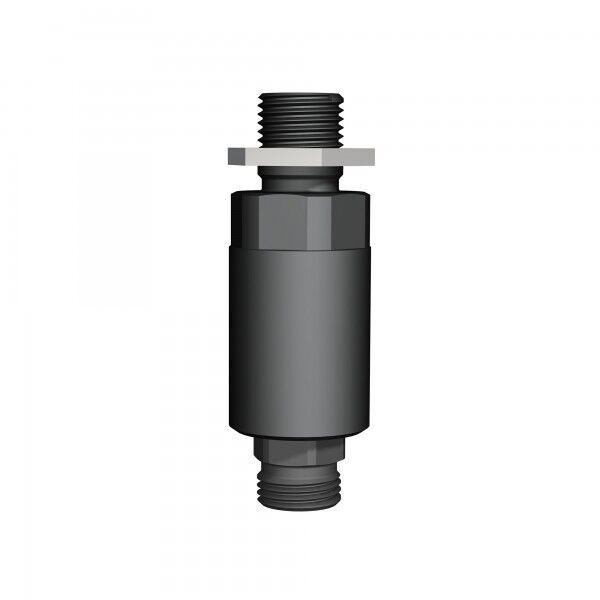 INDEXATOR Drehverschraubung K100 M30x2,0 20S AxA Schottadapter