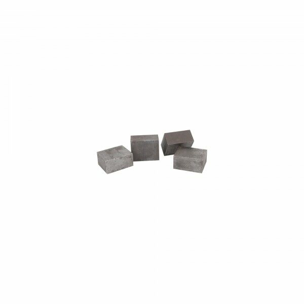 Spikes for tapes 50x32x40 mm boron steel, 80 pieces
