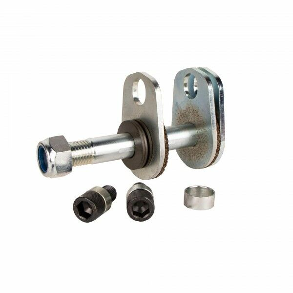 Bolt 25 mm with brake nut and washer suitable for GV3, GV4