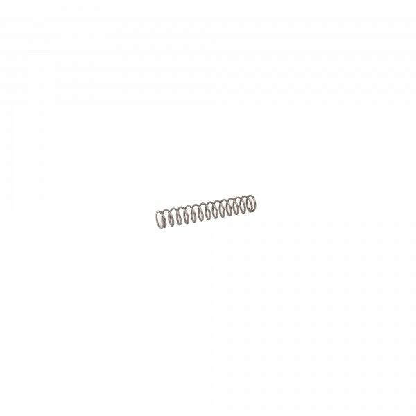 Compression spring 1.6 x 12.5 x 78.0 (SuperSaw 6000-S, 550, 551, 555-S)
