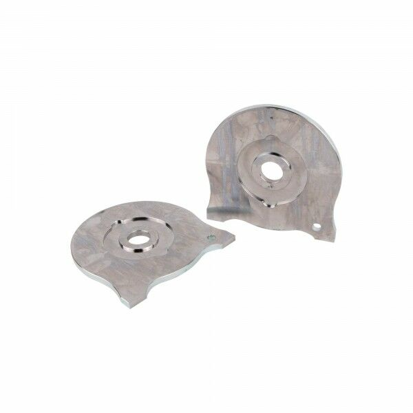 Brake disc below (swing damper MPB / MPB-1 / MPB-2)