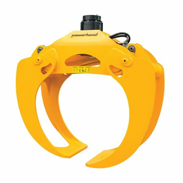 POWER HAND GH60 Heavy Duty Log grapple for Excavator and material handling machines