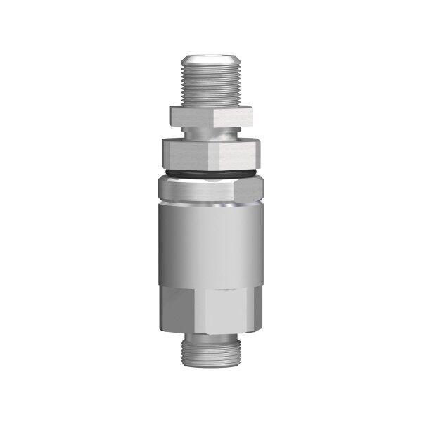 INDEXATOR Drehverschraubung IDL M24x1,5 AxA Schottadapter