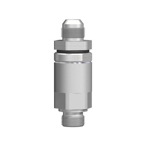 INDEXATOR swivel fitting IDL G 1/2-ED x 7 / 8-14 UNF AxA replaces 5001744