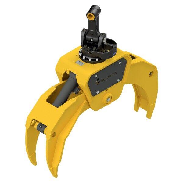 HULTDINS Multi-use grapple grapple MultiGrip TL520 with Rotator INDEXATOR IR12X-12