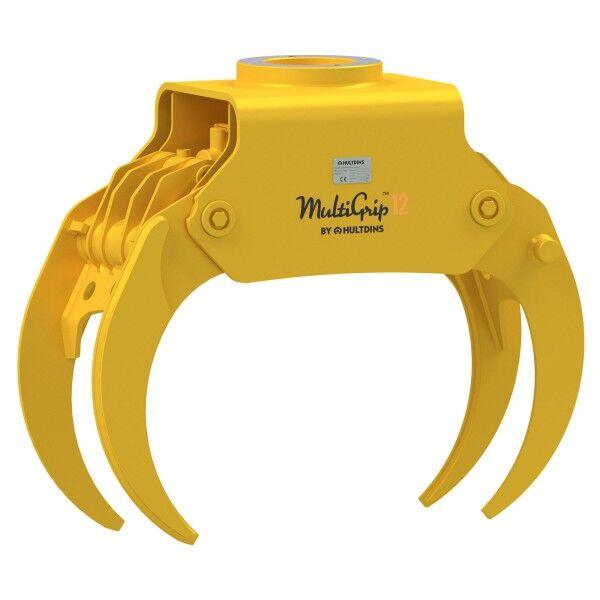 HULTDINS Mehrzweckgreifer MultiGrip 12-R mit Aufnahme für INDEXATOR Rotator XR300