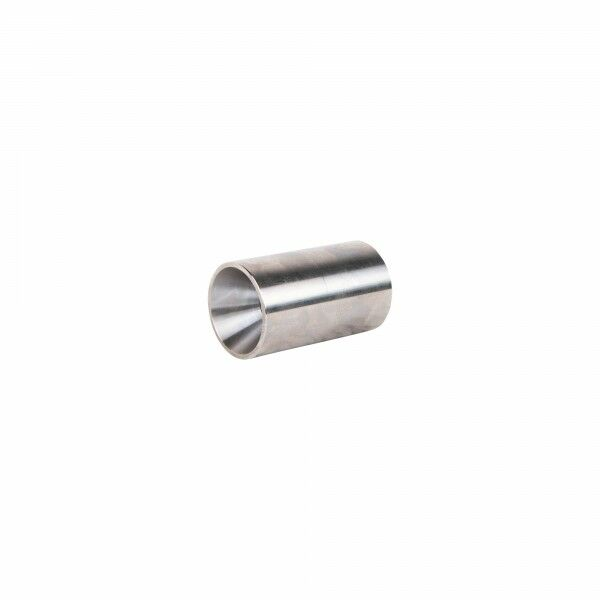 Bolt on one side conical with thread