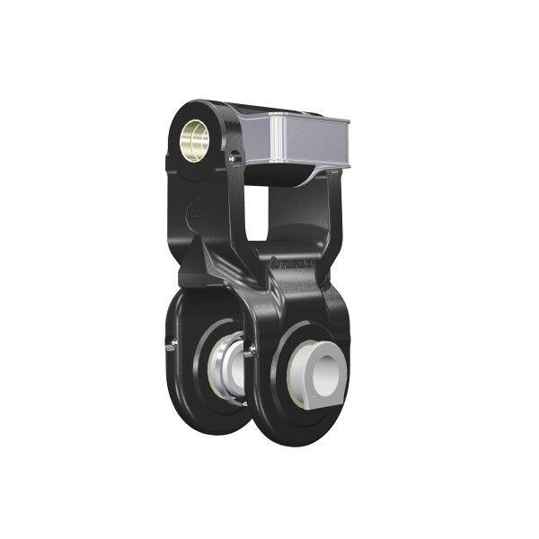 INDEXATOR swing damper brake MPB1-184 without brake