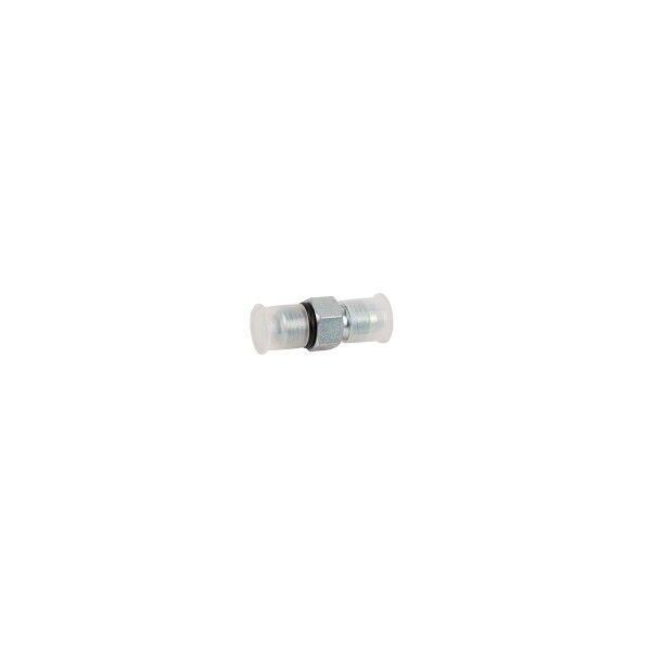 "adapter straight UNF 7/16 x JIC 7/16 ""(SuperSaw 550-S / 550-EC / 550-S-EC, 555-S)"